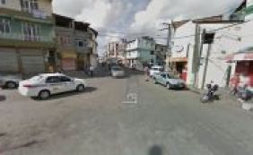 [Suspeito de saidinha bancária, homem de 24 anos é morto a tiros em Pernambués ]