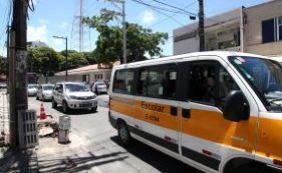 [Campanha promove legalidade de transporte escolar em Salvador]