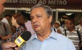 """[""""Já está se colocando como pré-candidato a vice"""", diz Lúcio sobre Carreira]"""