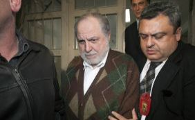 [Após cinco anos preso, jornalista Pimenta Neves passa para regime aberto]