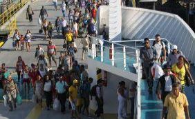 [Novo ferryboat deve começar a operar até o verão de 2017]