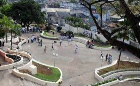 [Praça do Pelourinho pode ganhar espaço para atividades educativas]