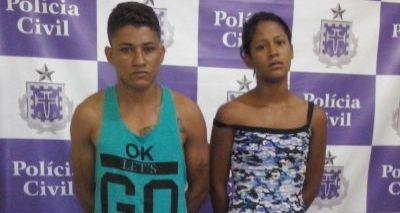 Casal é preso com quase dois quilos de crack e cocaína em Juazeiro