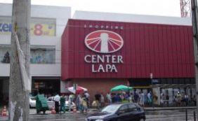 [Shopping Center Lapa já começa a cobrar tarifa na segunda-feira]