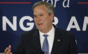 [Jeb Bush desiste de concorrer à presidência dos Estados Unidos]