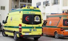 [Explosão de bomba deixa um morto e sete feridos no Egito]