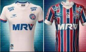[Vice-presidente desconversa sobre mudança de material esportivo no Bahia]