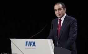 [Eleição para presidente da Fifa pode ser adiada a pedido de candidato]