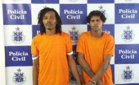 [Suspeito de decapitar vítima é preso com 70 quilos de maconha em Valéria]