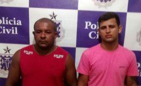 [Dois receptadores de carga avaliada em R$ 60 mil são presos em Matina, na Bahia]
