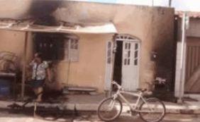 [Após discussão, imóvel com quatro pessoas é incendiado na Bahia]