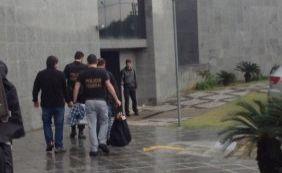 [Buscas da PF já duram cinco horas na sede da Odebrecht, em São Paulo]