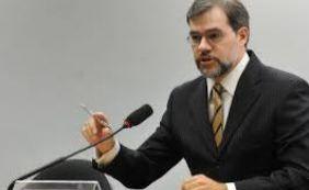 [Dias Toffoli vai relatar novo inquérito sobre Renan Calheiros no STF]