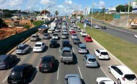 [Semáforo quebrado na LIP requer atenção dos motoristas; confira o trânsito ]
