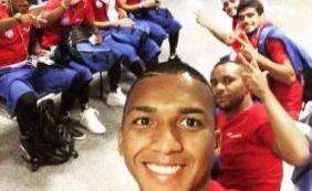 [Sem Feijão, grupo do Bahia embarca para os EUA onde enfrenta o Orlando City]