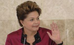 [ Dilma embarca para viagem de dois dias no Chile ]