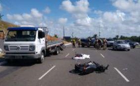 [Motociclista de 69 anos morre após acidente em São Cristóvão; veja o trânsito]