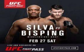 [Após um ano suspenso por doping, Anderson Silva volta ao UFC e enfrenta Bisping]