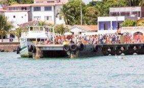 [Sem filas! Travessia Salvador-Mar Grande tem embarque tranquilo neste domingo]