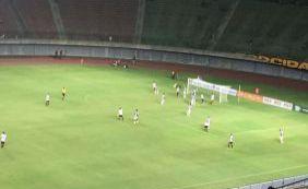 [Com golaço, Fluminense de Feira derrota o Vitória em Pituaçu por 1 a 0]