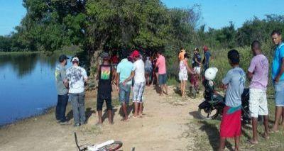 Casal de namorados é encontrado morto em riacho de Ibotirama
