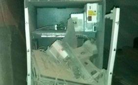 [Grupo explode agência bancária e aterroriza população em Jaborandi]