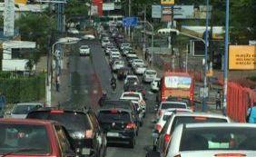 [Chuva causa pontos de alagamento e deixa trânsito complicado em Salvador; veja]