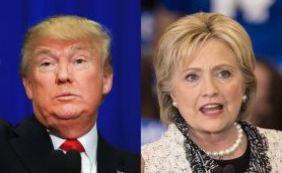 [Superterça: prévia dos EUA tem Trump e Hillary na liderança]