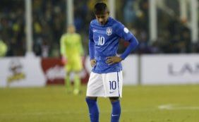 [Conmebol pune Neymar e jogador fica fora da Copa América]
