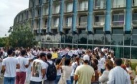 [Estudantes da Uneb fazem nova manifestação nesta quinta-feira no Hemoba]