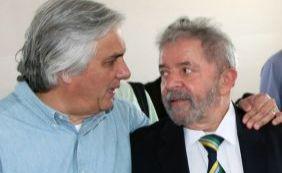 [Delcídio diz que Lula foi mentor da conversa que teve com filho de Cerveró]