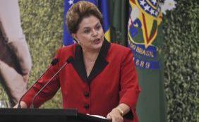[Presidente Dilma critica