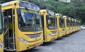 [Vestibulandos vão contar com frota total de ônibus no próximo domingo]