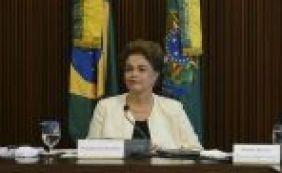 [Dilma critica