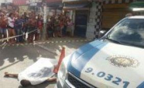 [Assaltante que matou funcionário de loja em Cajazeiras é preso]