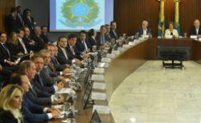 [Ministro da Fazenda propõe alongamento da dívida dos estados a governadores]