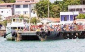 [Travessia Salvador-Mar Grande tem embarque tranquilo neste domingo; confira]