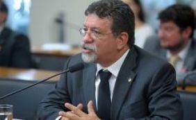 """[Líder do PT na Câmara dos Deputados rebate Aleluia: """"Discurso raivoso""""]"""