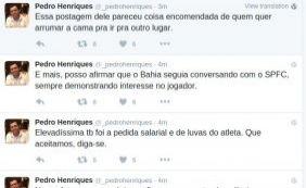 [Pedro Henriques sobre Kieza: