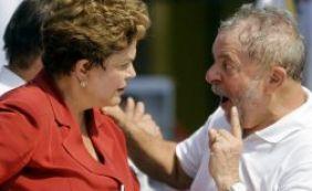 """[Lula critica Dilma: """"Ela está no volume morto. O PT está abaixo""""]"""