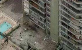 [Explosão deixa apartamentos destruídos no Rio de Janeiro]