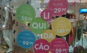 [Pouco mais de 30 lojas são autuadas durante a Liquida Salvador]