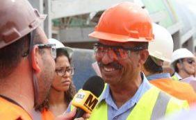 [Martins desconversa sobre candidatura em Candeias: