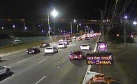 [Novos painéis luminosos orientam motoristas no trânsito de Salvador]