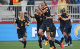 [Seleção perde para Austrália e é eliminada do Mundial feminino]