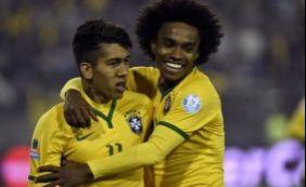 [Brasil vence a Venezuela e aguarda o Paraguai nas quartas de final]