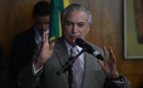 [Com mais de 500 votos, Temer é reeleito presidente do PMDB]