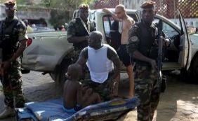 [22 pessoas morrem em atentado terrorista na Costa do Marfim]