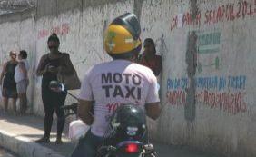 [Projeto que regulamenta o mototaxi será enviado à Câmara em abril]