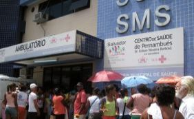 [Prefeitura entrega posto de saúde em Pernambués na próxima terça]